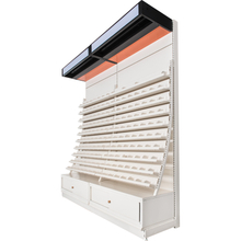 25 PITCH CD SHELVING SYSTEM